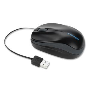Kensington Pro Fit Retractable Mobile Mouse KMW72339