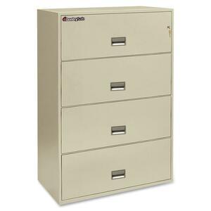 4L3610P Lateral Fire File Cabinet