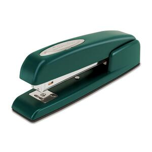 Swingline 747 Series Business Stapler - Desktop Stapler - 20 Sheets Capacity - 210 Staple Capacity - Green