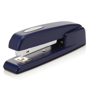 Swingline 747 Series Business Stapler - Desktop Stapler - 20 Sheets Capacity - 210 Staple Capacity - Royal Blue