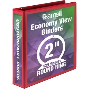 Samsill Economy View Binder SAM18563