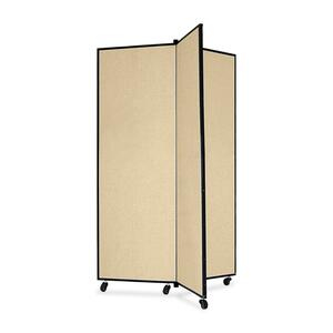 Screenflex Panel Mobile Display Tower SCXCDS603CW
