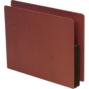 SJ Paper Expanding Red Rope File Pocket SJPS11600