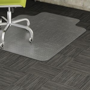 Lorell Low Pile Chair Mat LLR69158