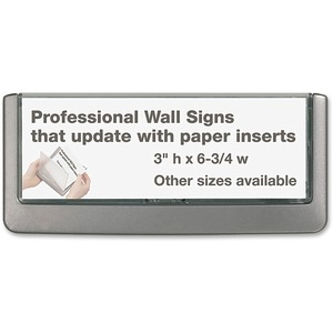 Durable CLICK SIGN Holder DBL497637