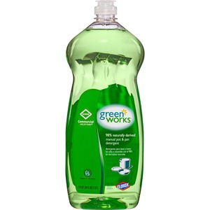 Green Works Pot & Pan Detergent COX30381