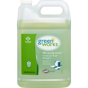 Green Works Pot & Pan Detergent COX30388