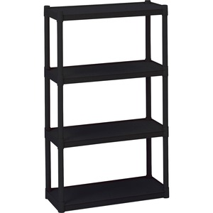 Rough 'N Ready 4-Shelf Open Storage System