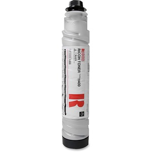 Ricoh Type 1140D Black Toner Bottle