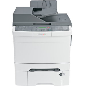 Lexmark X546DTN Multifunction Color Laser Printer