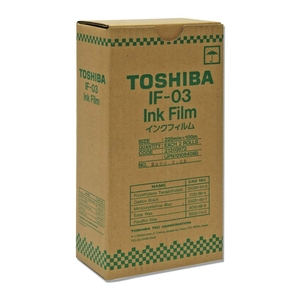 Toshiba Black Ribbon TOSIF03