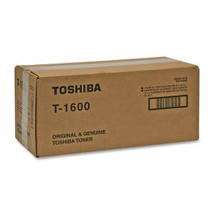 Toshiba 16 e-Studio Black Toner Cartridge TOST1600