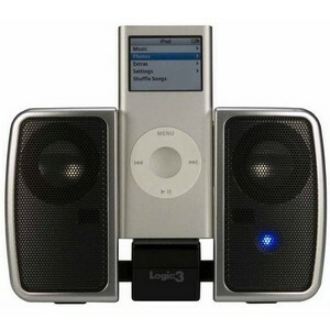 Logic3 iStation Traveller Active Speaker System