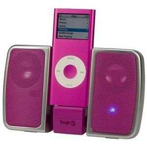 Logic3 iStation Traveller Active Speaker System