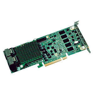 Supermicro AOC-USAS2LP-H8IR LSI2108 8-PORT INT RAID 0/1/5/6/10/50/60 SAS 6Gbps 512MB Controller LP