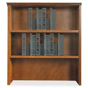 Lorell Contemporary 9000 Bookcase Hutch for Lateral File LLR90030