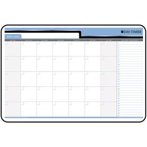 Durable 30 Day Undated Calendar