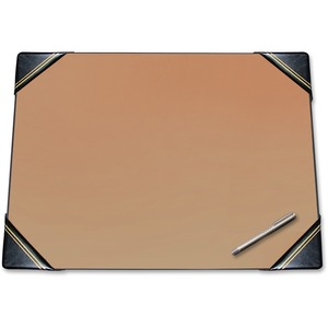 Traditional Blotter Desk Pads with Padded Corners
