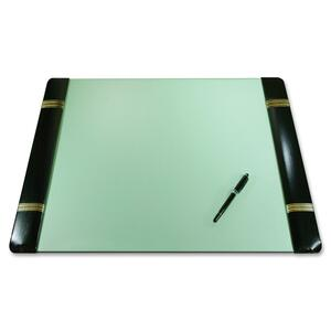 Traditional Blotter Desk Pads with Classic Side Panel