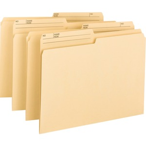 100% Recycled File Folder 10329