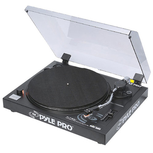 Pyle PLTTB3U Record Turntable
