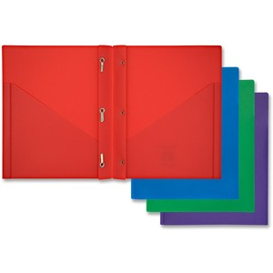 Mead Color Talk Pocket Portfolio MEA34720