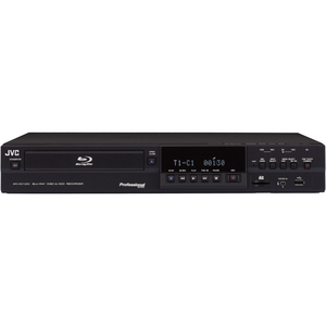 JVC SR-HD1250US Blu-ray Disc Player