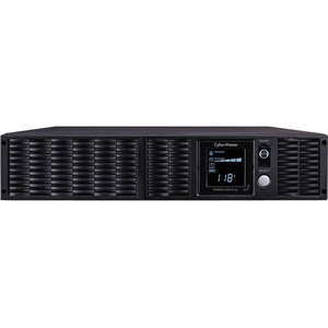 CYBER POWER SYSTEM - DT SB 3000VA UPS SMART APP LCD RMT 2U PURESINE AVR XL 120V 7OUT 5-30R 3YR