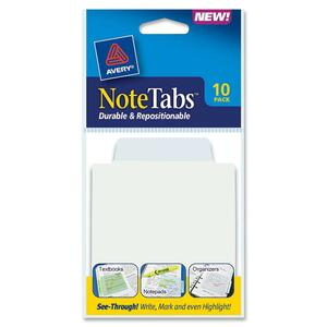 Avery NoteTabs Traditional File Tab AVE16323