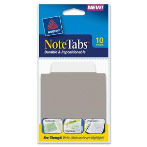 Avery NoteTabs Traditional File Tab AVE16321