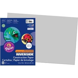 Riverside Acid Free All-Purpose Construction Paper PAC103632