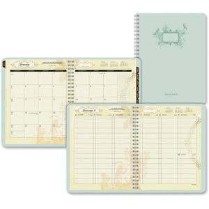Day Runner Poetica Large Planner AAG772905