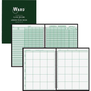 Ward Combo Teacher's Record/Planning Book HUB91018