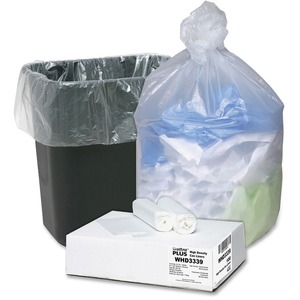 Ultra Plus Ultra Plus High Density Trash Can Liner WBIWHD3339