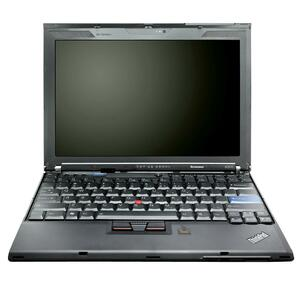 Lenovo ThinkPad X201 362611U 12.1&quot; LED Notebook - Intel - Core i5 i5-540M 2.53GHz - Black 362611U