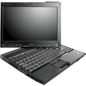 "Lenovo ThinkPad X201 3626F7U 12.1"" Touchscreen LED Notebook - Intel - Core i5 i5-540M 2.53GHz - Black 3626F7U"