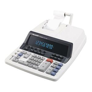 Sharp 10 Digit Commercial Printing Calculator SHRQS1760H