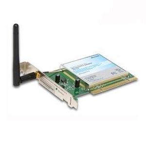 MICROSOFT MN-730 BROADBAND WIRELESS PCI ADAPTER 802.11B 11MBPS