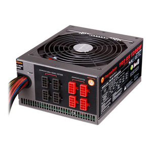 Thermaltake TRX-1200M 1200W ATX12V 2.3 24PIN Modular Power Supply Active PFC