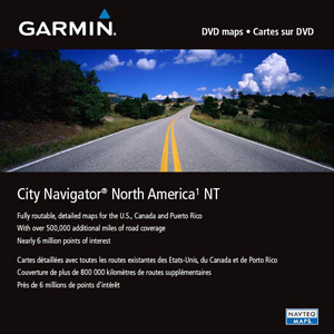 Garmin 010-11551-00 City Navigator North America NT Digital Map - North America - United Arab Emirates, Canada, Mexico at Sears.com