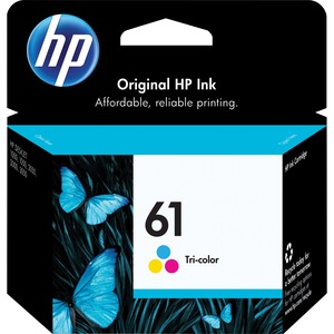HP INC. - INK 61 TRI-COLOR INK CARTRIDGE
