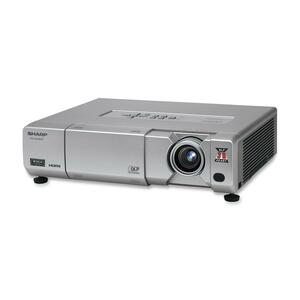 Sharp 3D Ready DLP Projector - 720p - HDTV - 16:10 SHRPGD40W3D