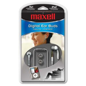 Maxell P-8 Digital Earphone