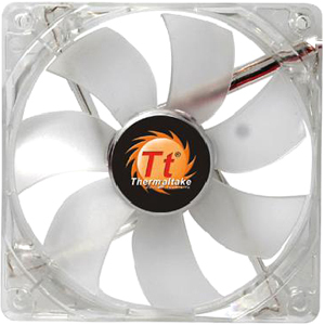 Thermaltake Blue-Eye 120mm LED 38.8DBA 97.5CFM Case Fan w/ Speed Control Knob