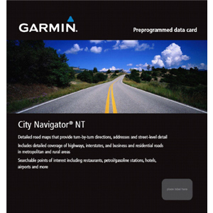 Garmin SOFTWARE, CITY NAVIGATOR, ISRAEL NT - '010-11576-00 at Sears.com