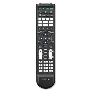 Sony RM-VZ320 Universal Remote Control - TV, Cable Box, Satellite Receiver, DVD Player, DVR, CD Player, Amplifier, Home Theater, VCR, Cable Receiver - 10 m - Universal Remote Control