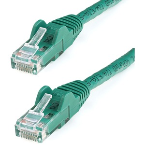 STARTECH 7FT GREEN CAT6 UTP SNAGLESS PATCH CABLE ETL VERIFIED