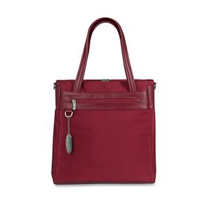 "Samsonite Camelot Carrying Case (Tote) for 16"" Notebook - Ruby Red SML409571761"