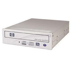 HP DVD300I DVD Writer DVD+R/RW 4X2.4X8 CDRW 16X10X40 IDE W/ SW Burner