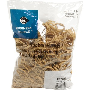 Business Source Quality Rubber Band BSN15738